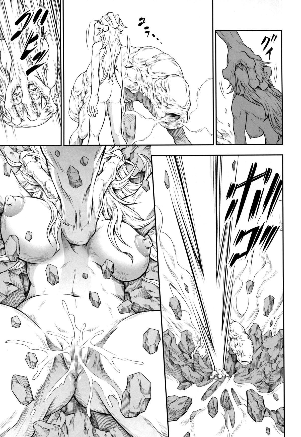 Solo Hunter no Seitai 4 The fourth part 19
