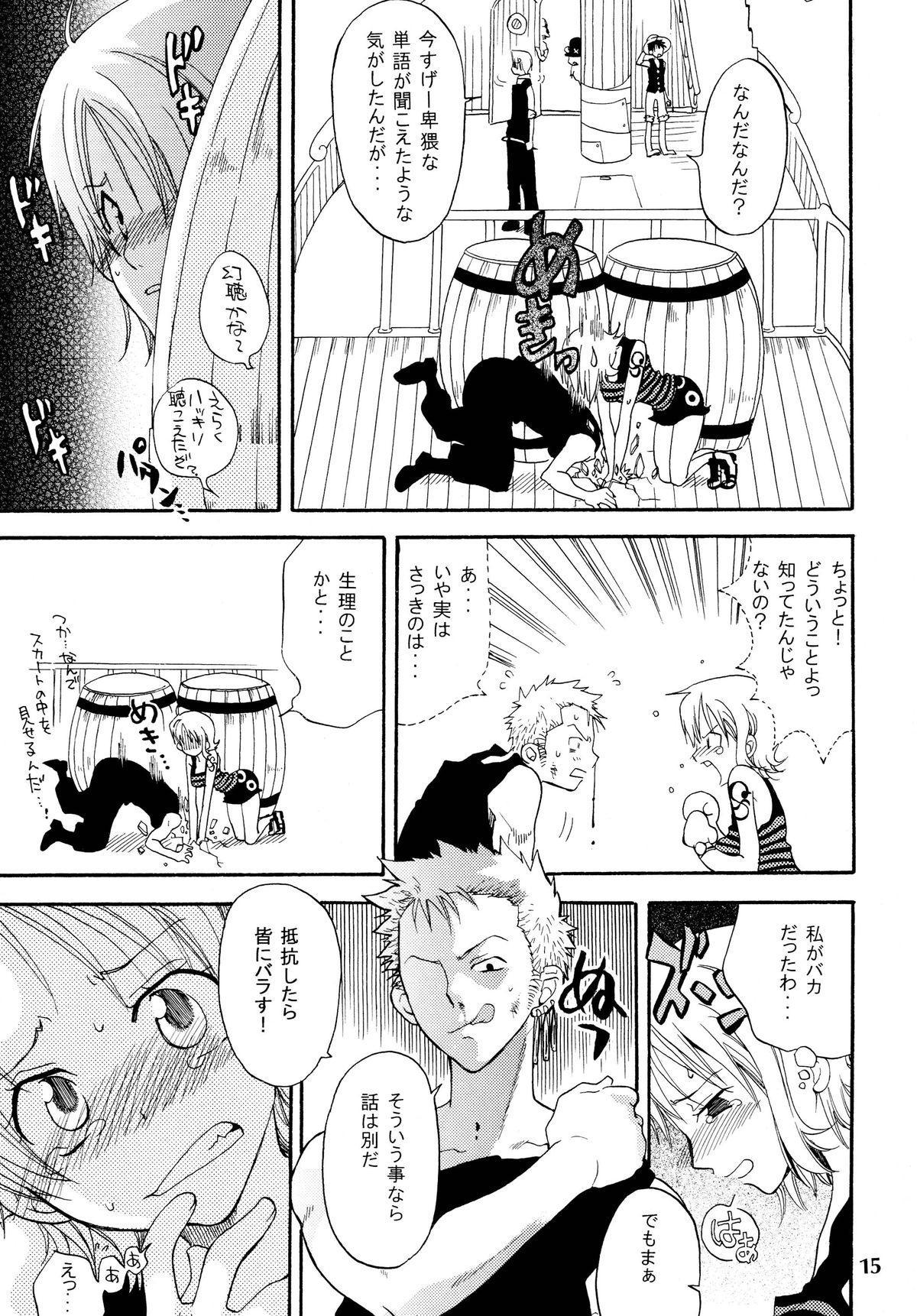 Zoro-Nami ★ Sairoku 14