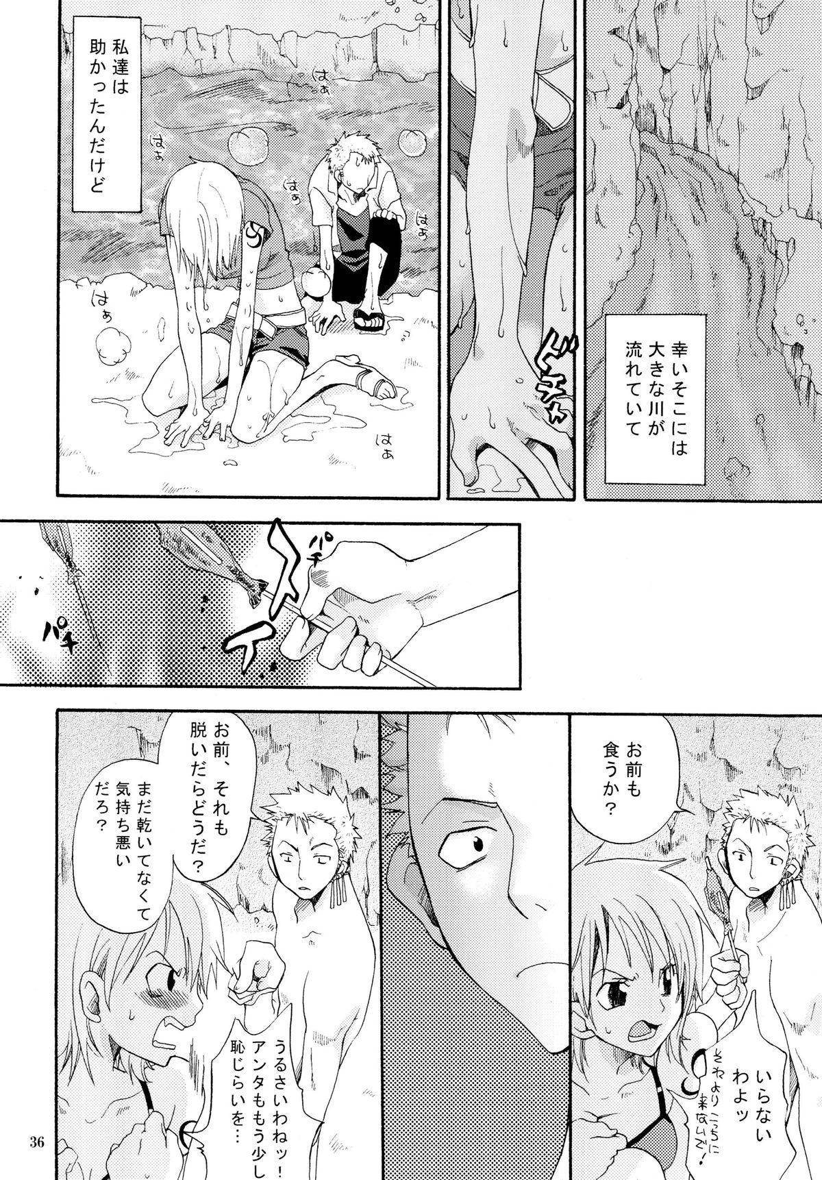 Zoro-Nami ★ Sairoku 35