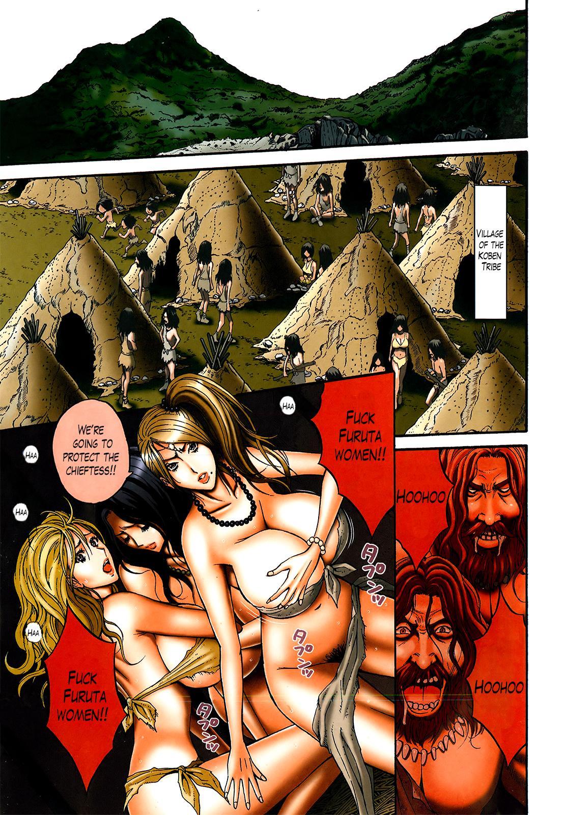 Kigenzen 10000 Nen no Ota   The Otaku in 10,000 B.C. Ch. 1-22 175