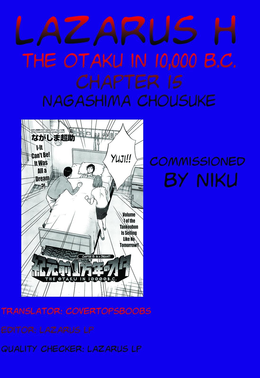 Kigenzen 10000 Nen no Ota   The Otaku in 10,000 B.C. Ch. 1-22 289