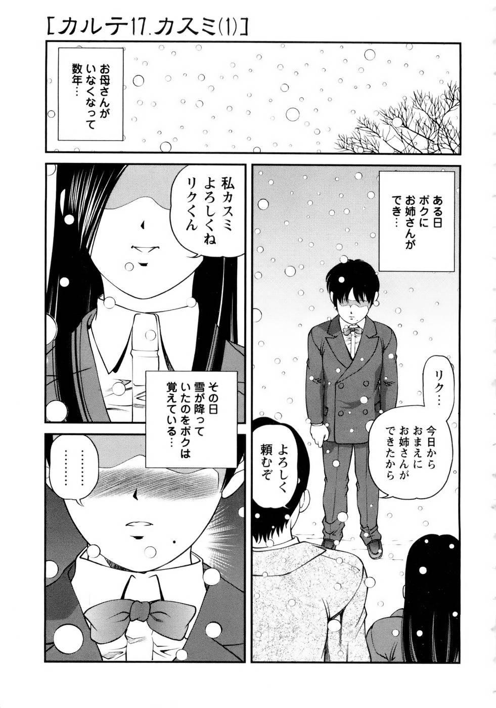 Seikan Sarashiryou ~Kuro Yume Karute 2~ 164
