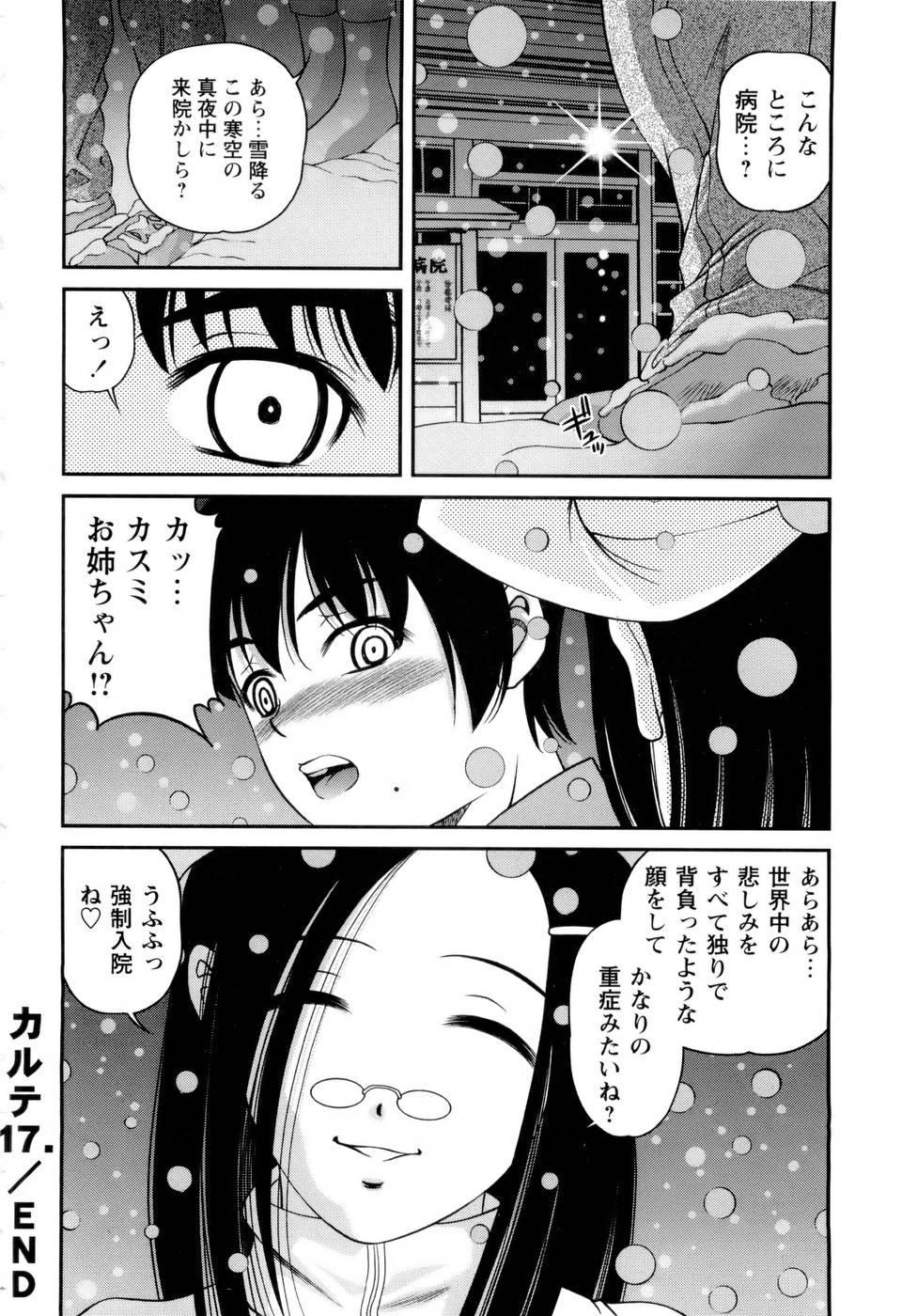 Seikan Sarashiryou ~Kuro Yume Karute 2~ 185