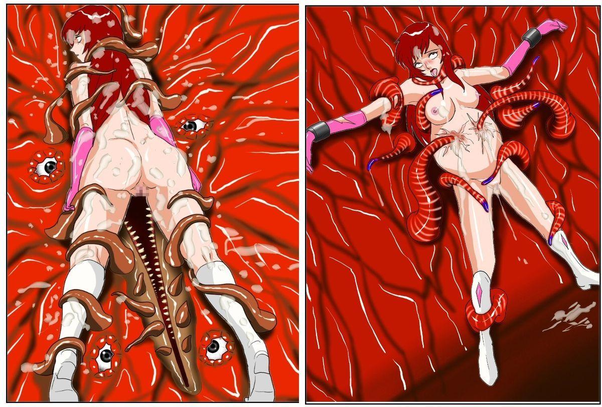 Dangerous Sisters: Inmajuu Daizukan Naedoko ni Sareta Bishoujo-tachi 0