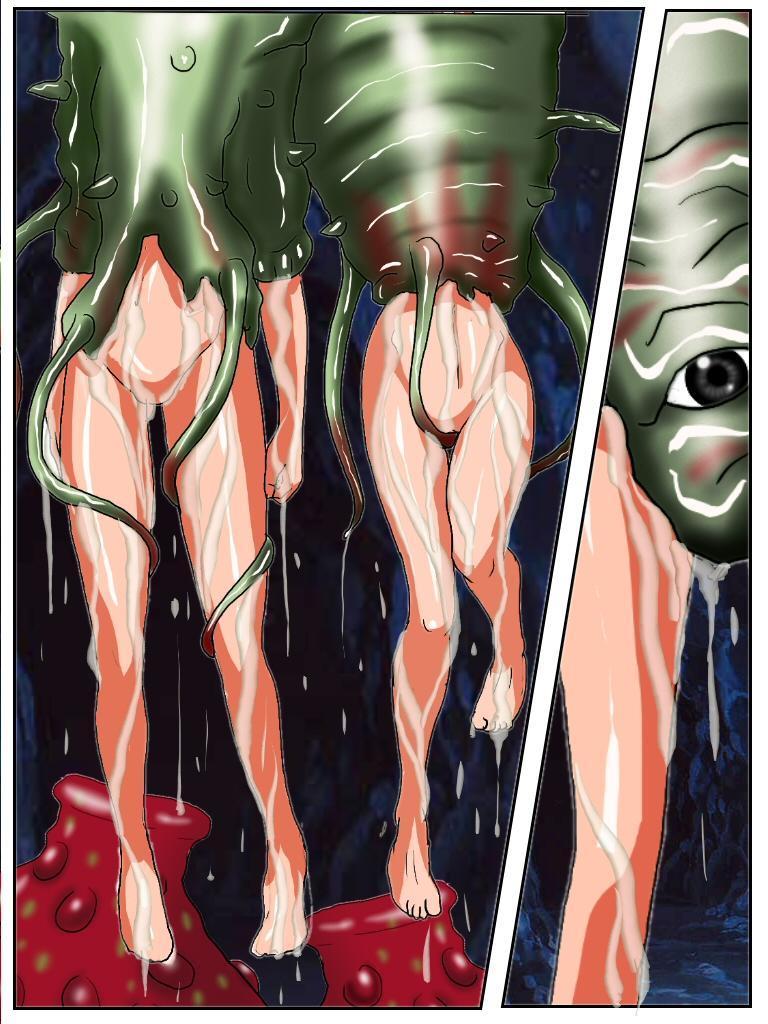Dangerous Sisters: Inmajuu Daizukan Naedoko ni Sareta Bishoujo-tachi 15