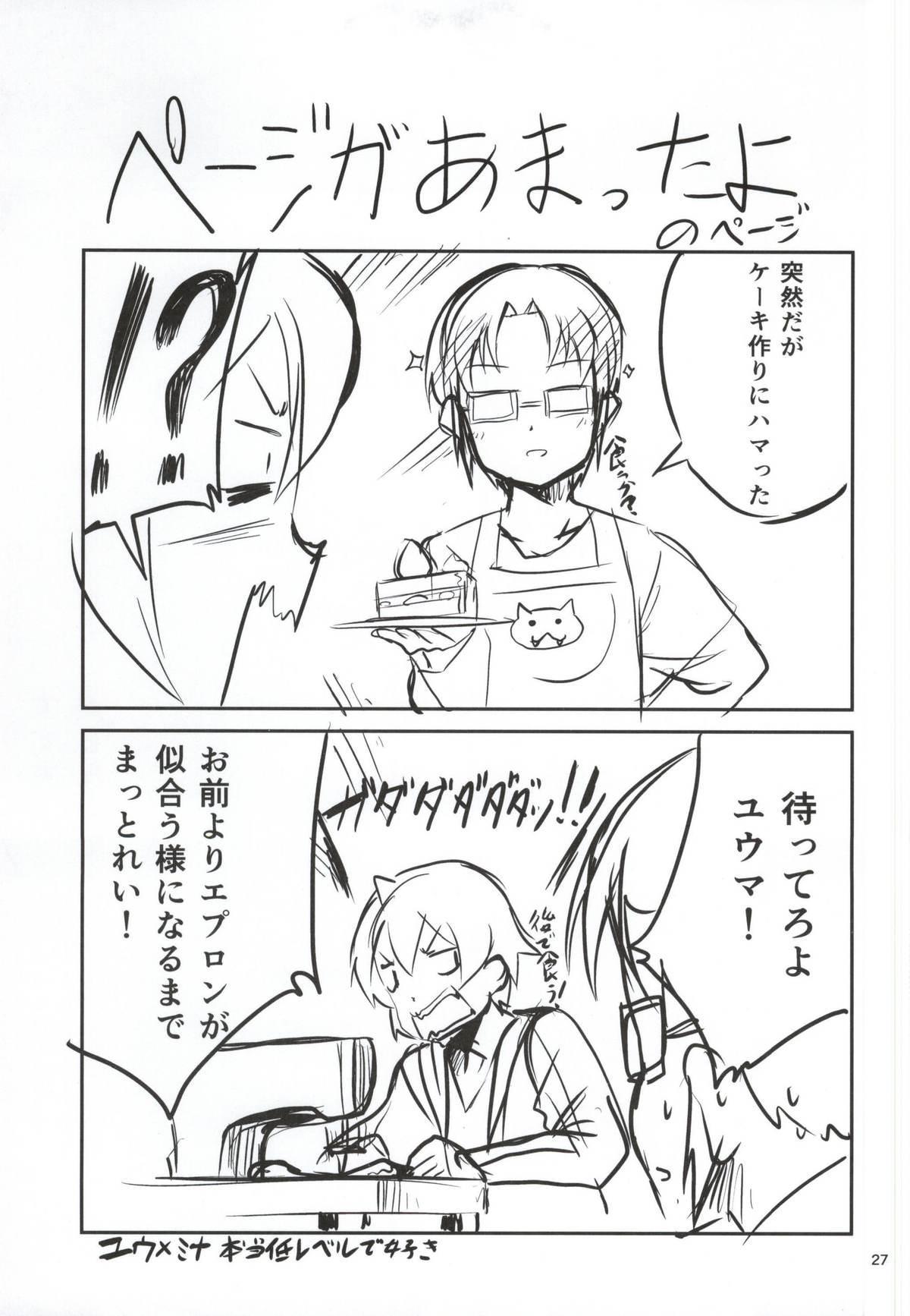Onee-chan wa Docchi da! 25