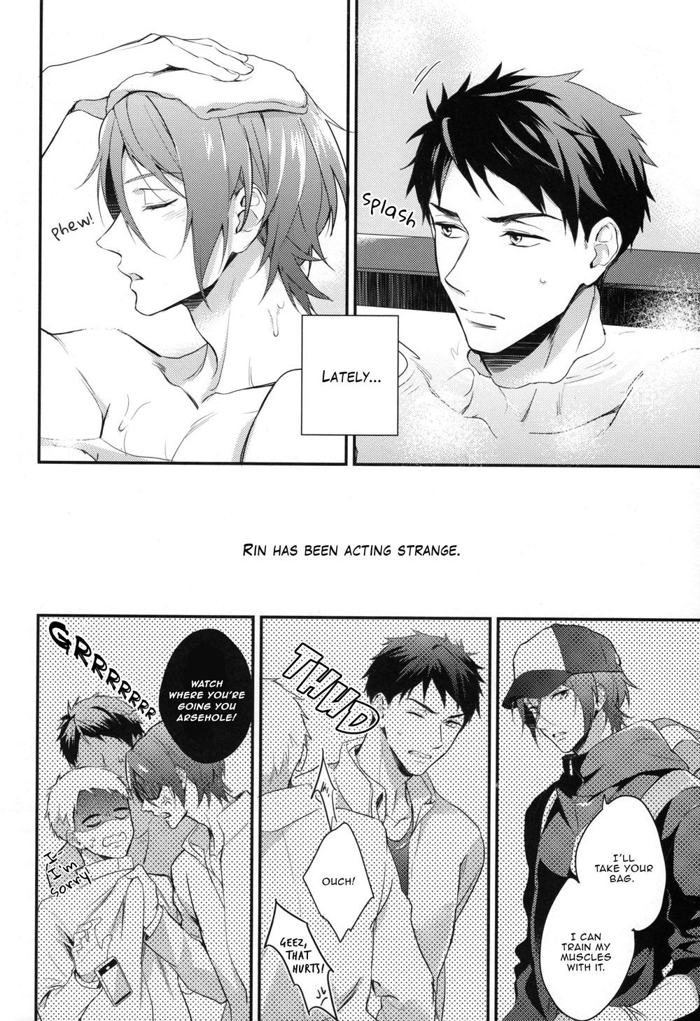 Sousuke no Kata wa Ore ga Mamoru! | I'll protect Sosuke's shoulder! 2