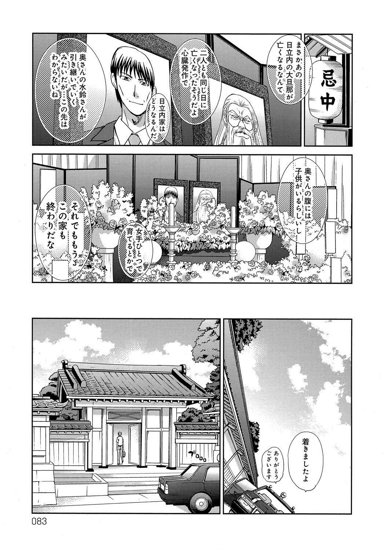 Okasareta Hitozuma 82