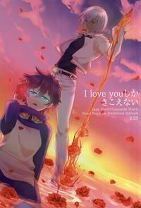 I love you Shika Kikoenai 0