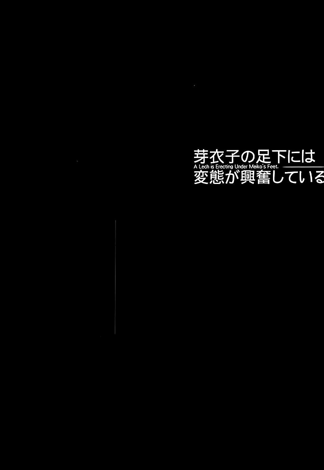 Meiko no Ashimoto ni wa Hentai ga Koufun shiteiru 5