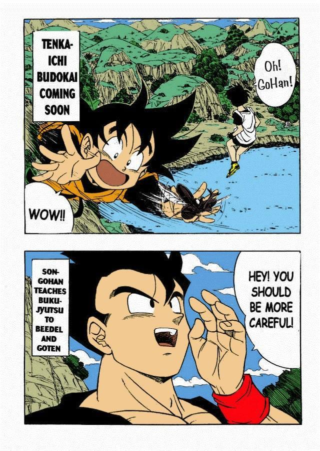 Dragon Ball H 1