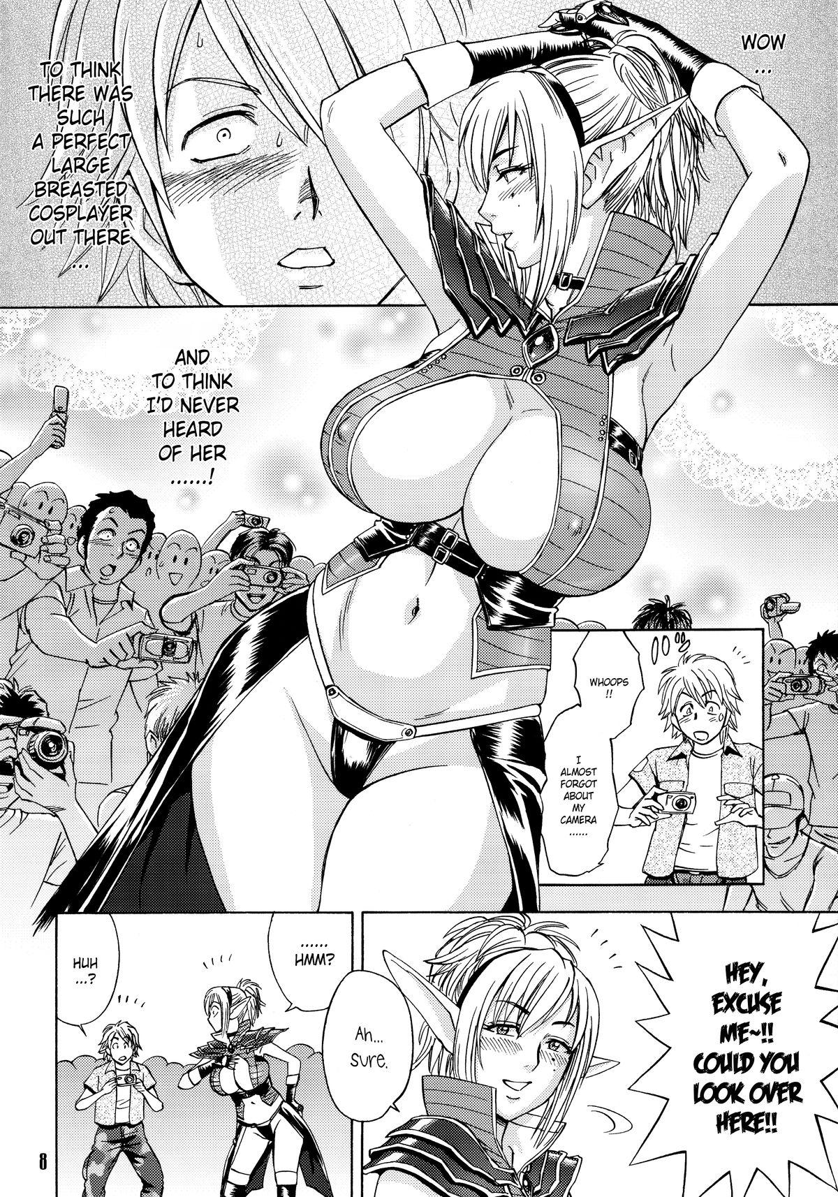 [Madam Project (Tatsunami Youtoku)] Bijin Henshuu-chou no Himitsu (1)   Beautiful Editor-in-Chief's Secret (1) [English] [Forbiddenfetish77] [Decensored] 7