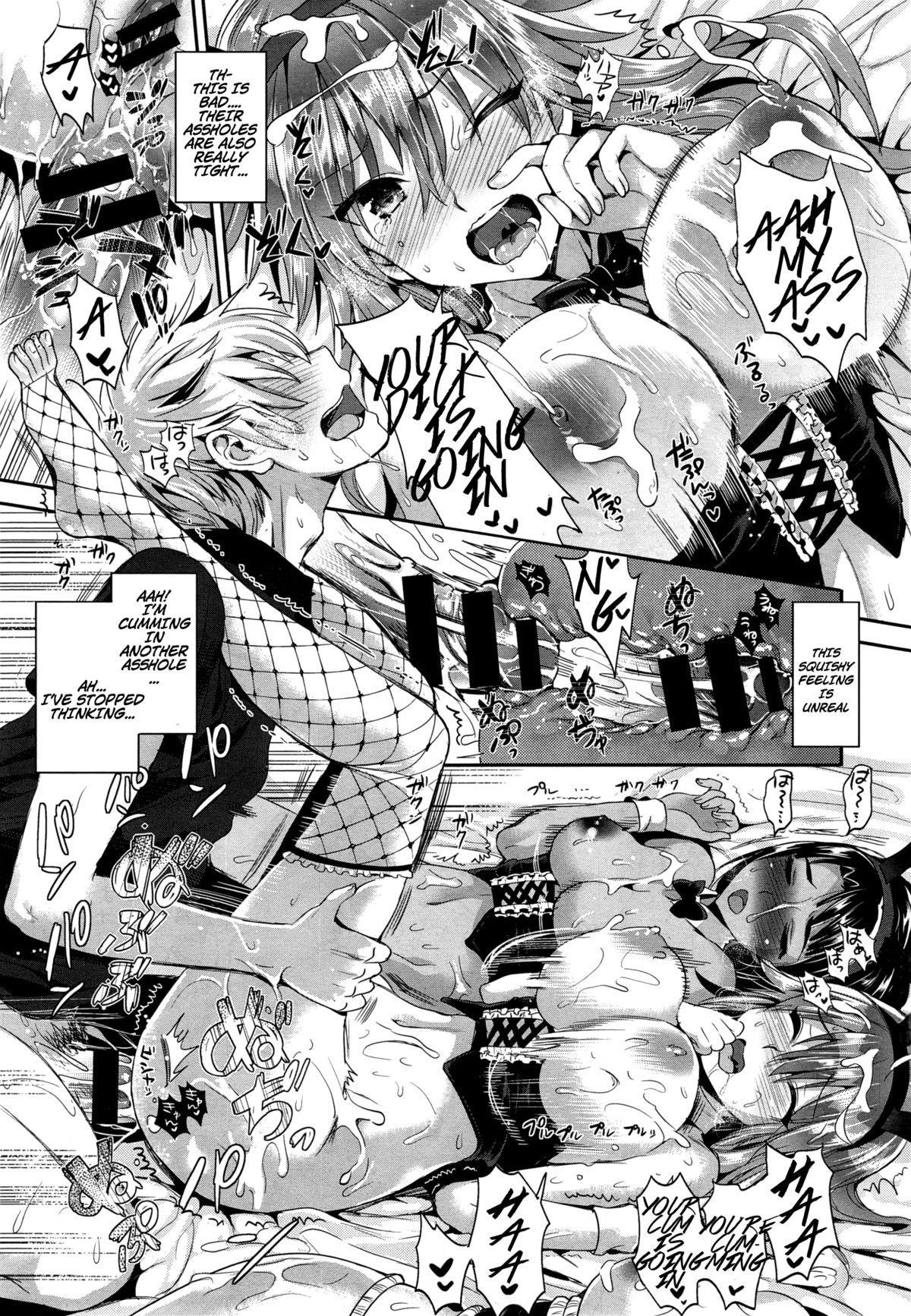 Bunny Gakuen e Youkoso   Welcome to Bunny Academy 30