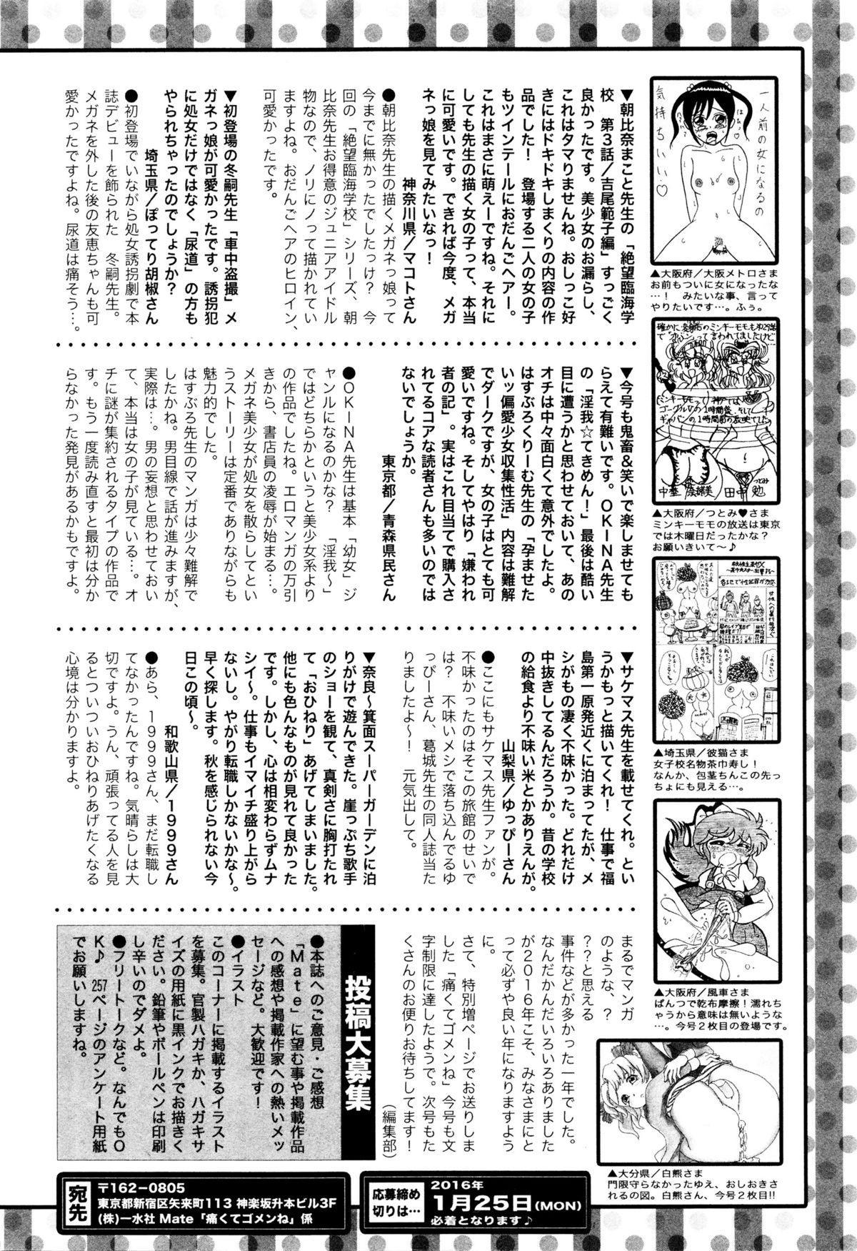 COMIC Mate Legend Vol. 7 2016-02 264