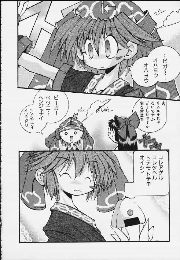 Mitarashi Dango 14