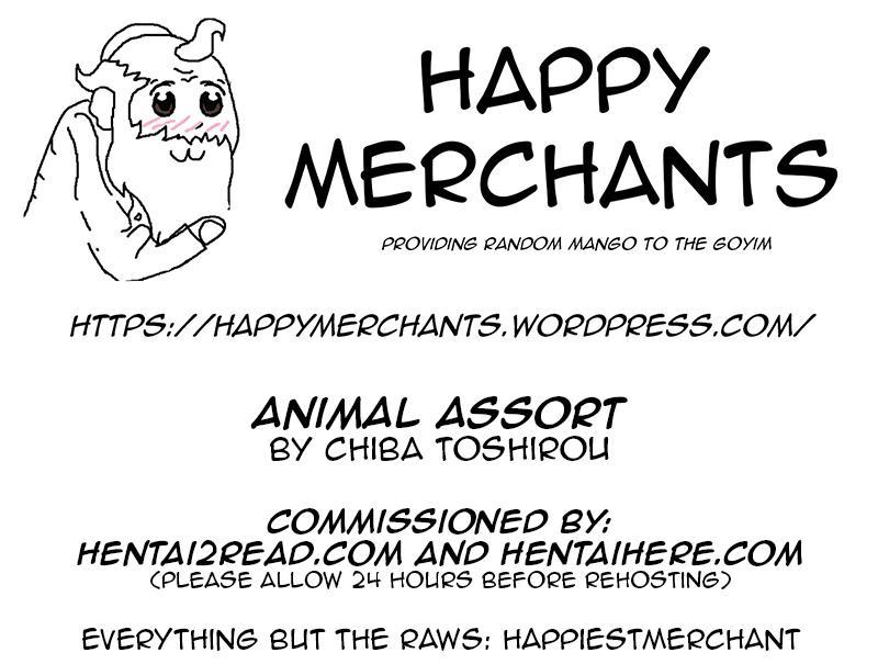 Animal Assort Ch. 1-5 106