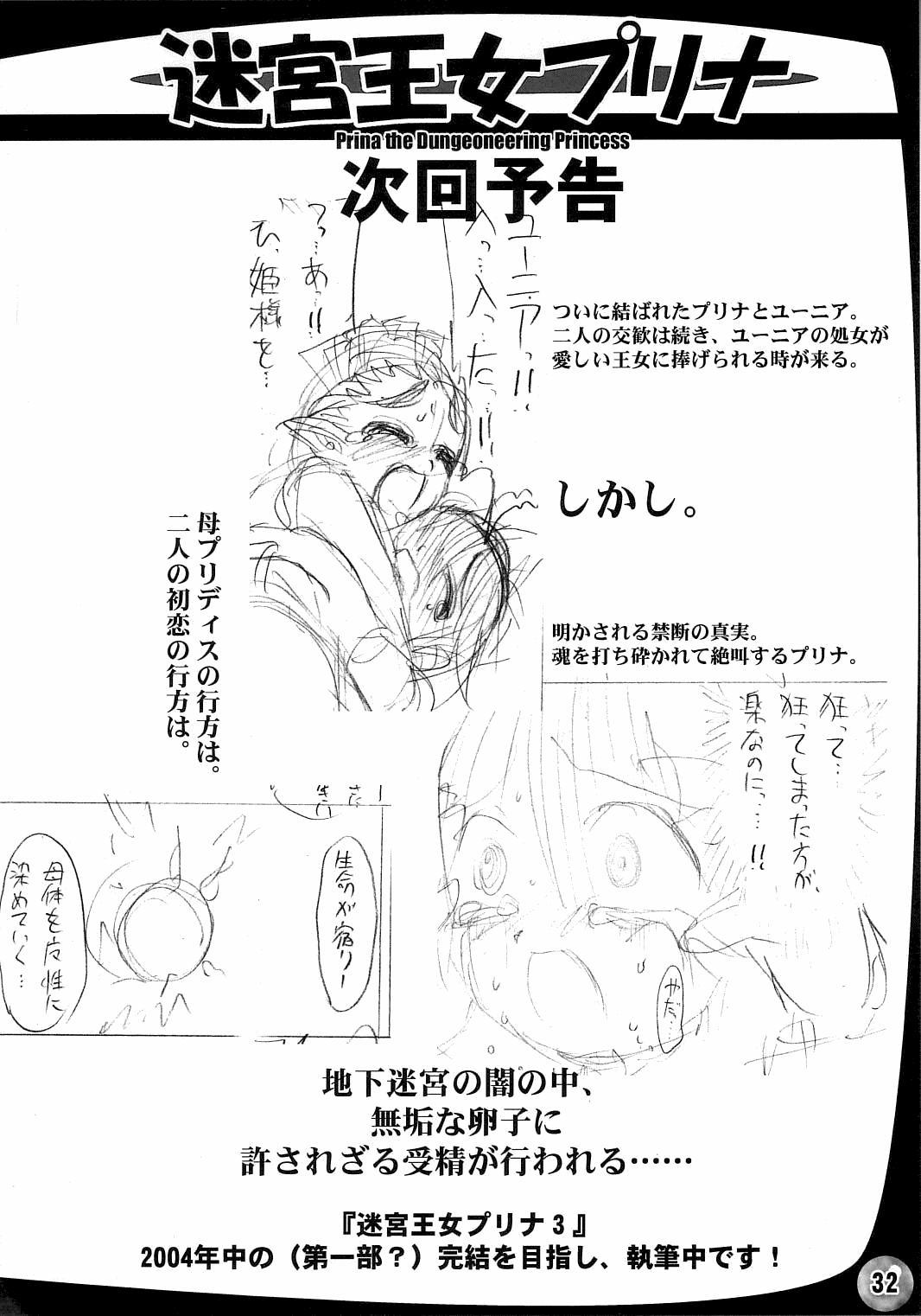 The Great Work of Alchemy Vol.15 - Meikyuu Oujo Prina 2 | Prina the Dungeoneering Princess 2 31