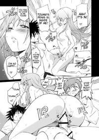 Ore no Sister-san to BiriBiri ga Konnani Chijo na Wake ga Nai 9