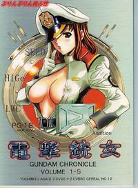Dengeki Juujo 1.5 | Gundam Chronicle 0