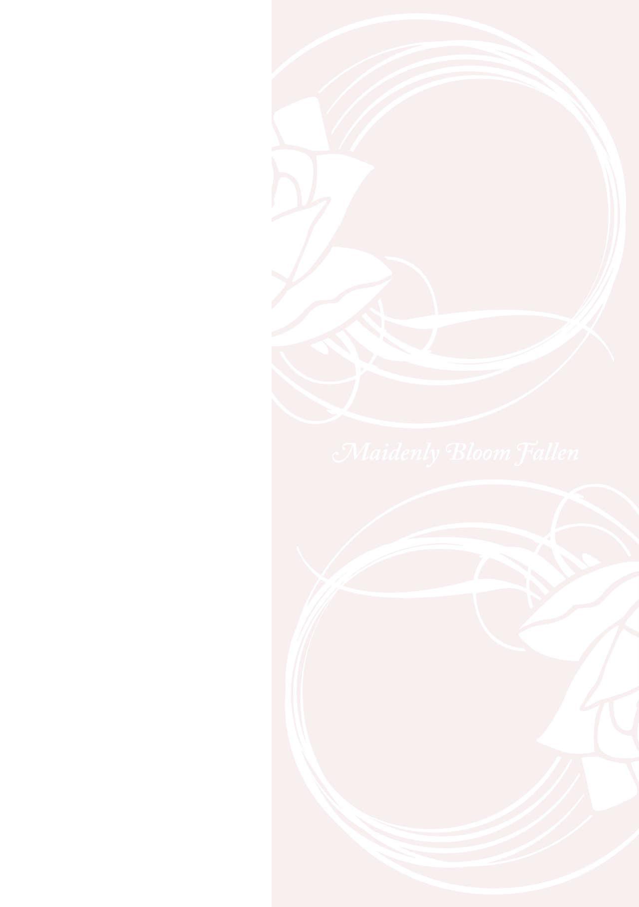 Mesu Hana ga Ochiru Toki - Maidenly Bloom Fallen 1