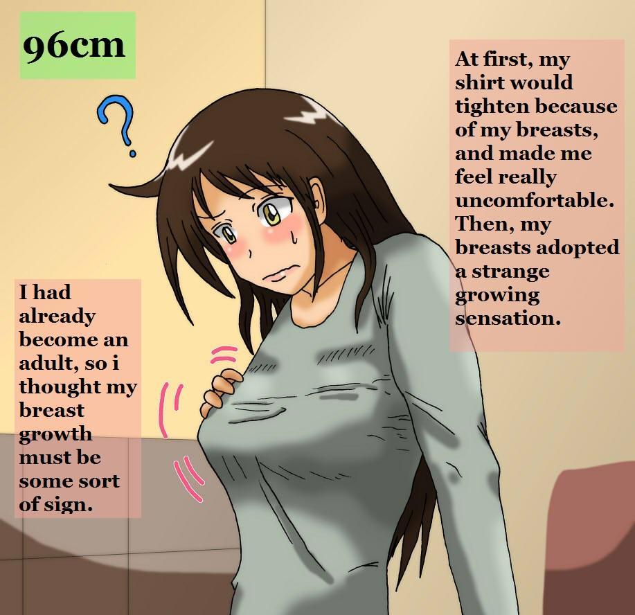Oppai ga Ookiku Natta Hanashi   Story of Breast Growth 2