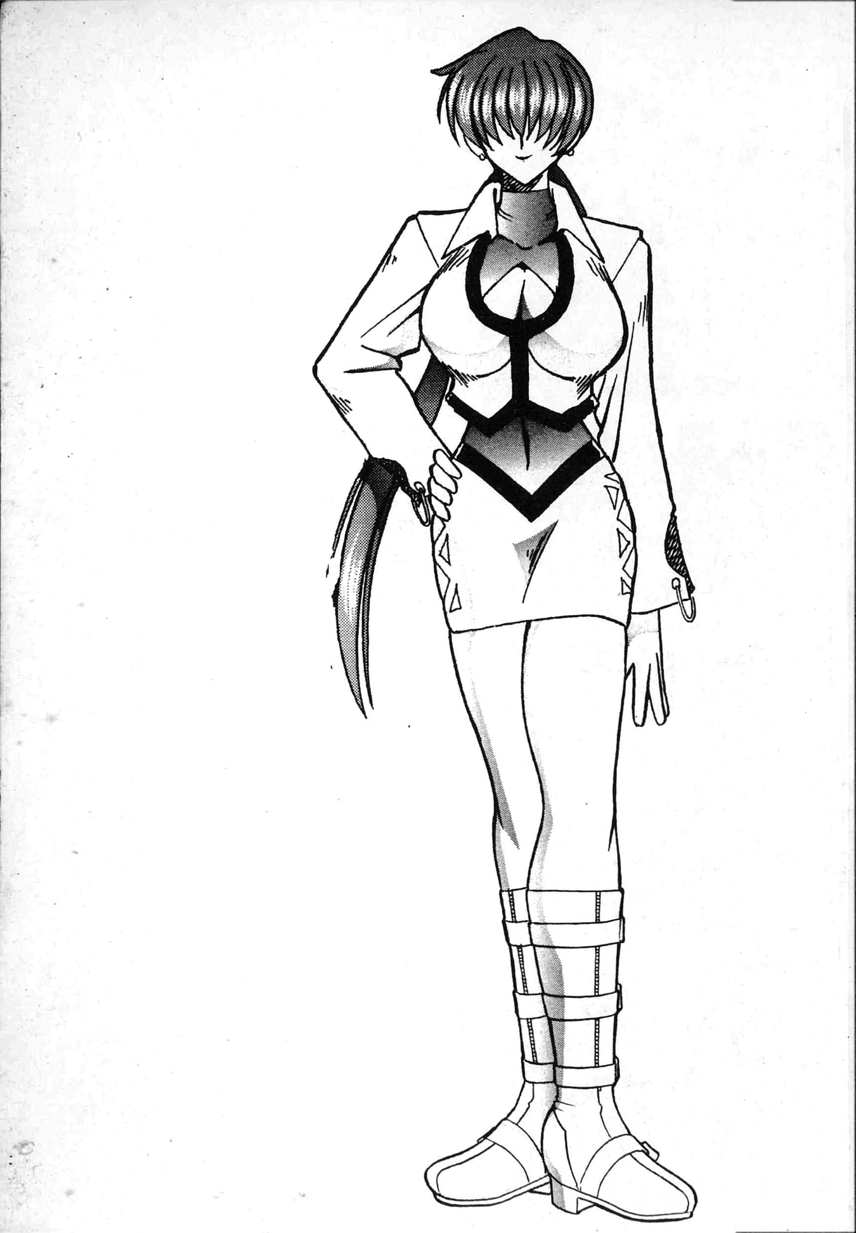 格鬥女天王 1