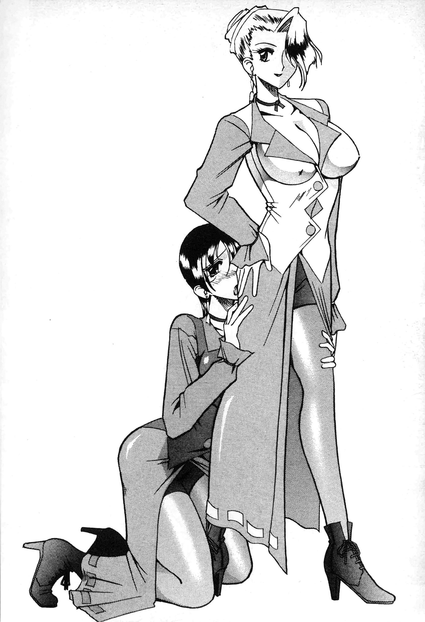 格鬥女天王 90