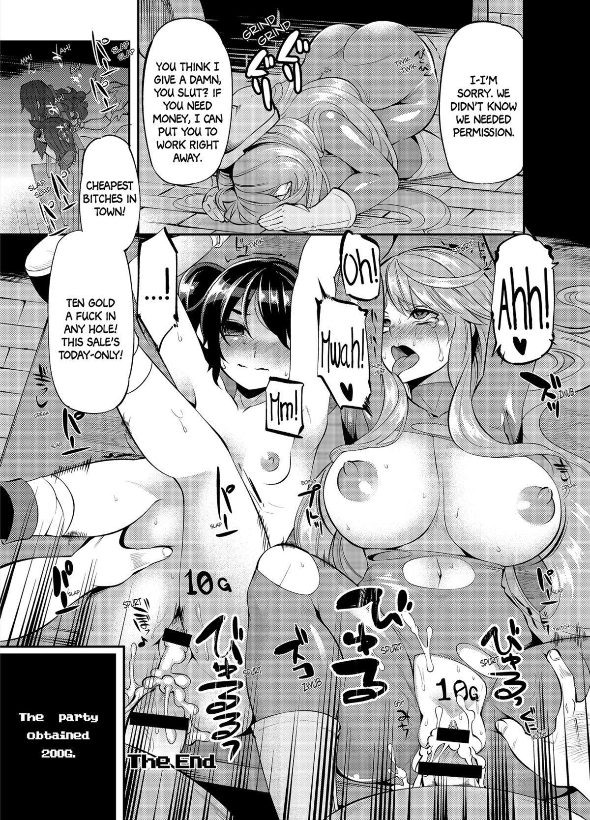 Onna Yuusha no Tabi 39