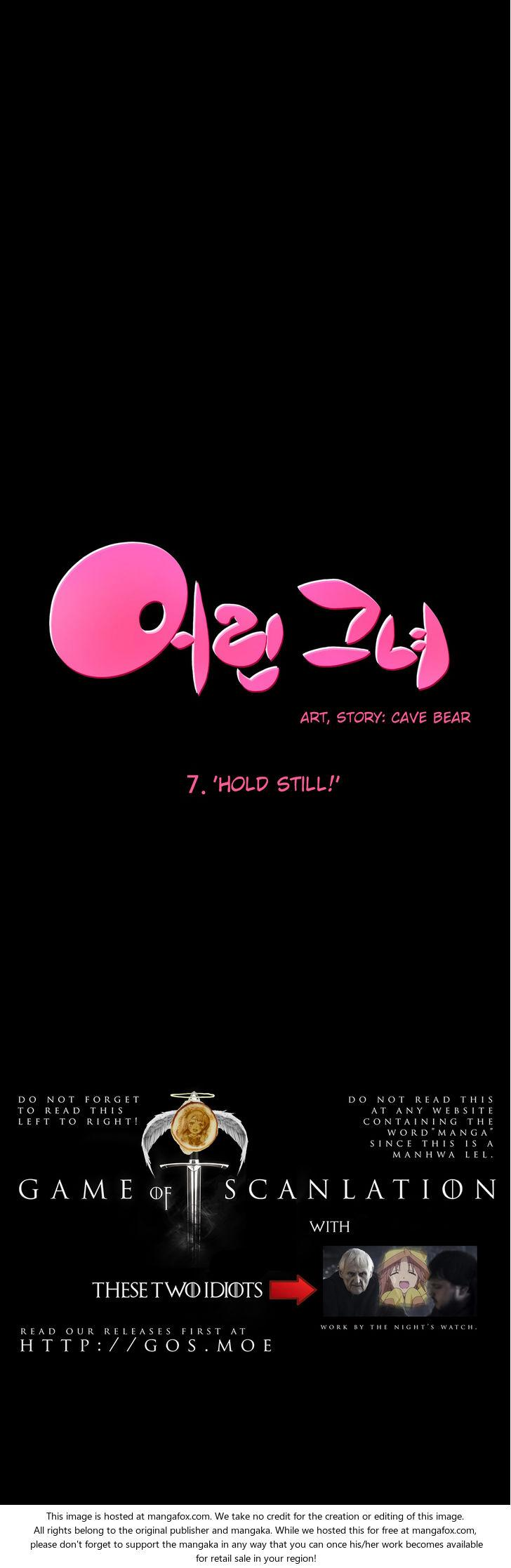 [Donggul Gom] She is Young (English) Part 1/2 125