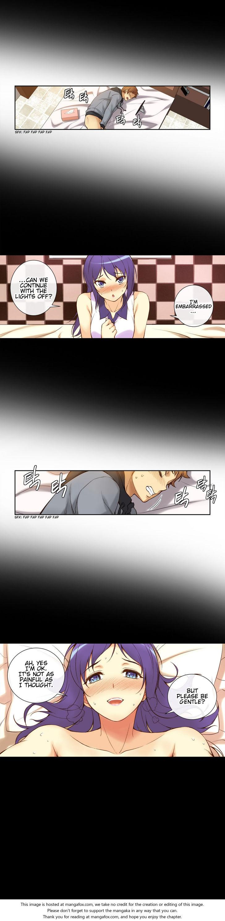[Donggul Gom] She is Young (English) Part 1/2 12