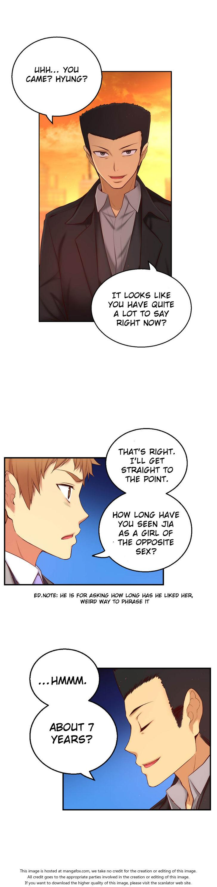 [Donggul Gom] She is Young (English) Part 1/2 1448