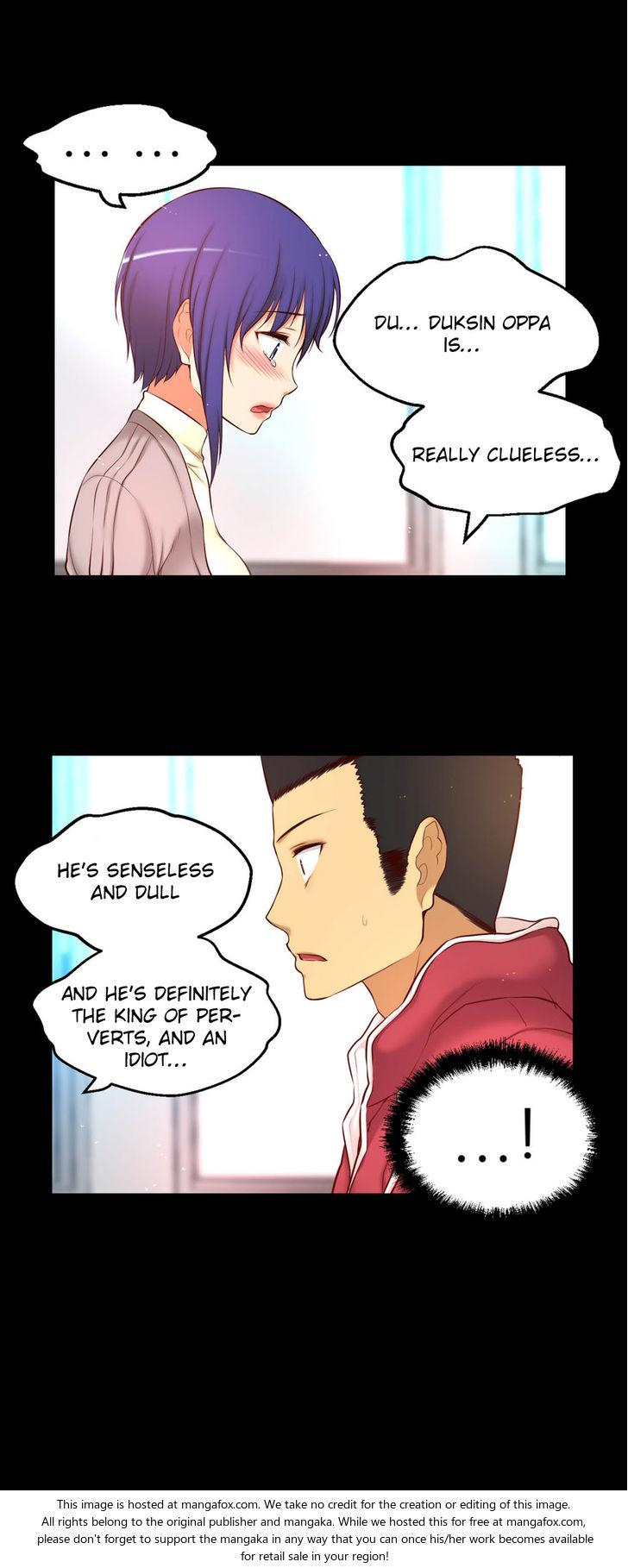 [Donggul Gom] She is Young (English) Part 1/2 1486