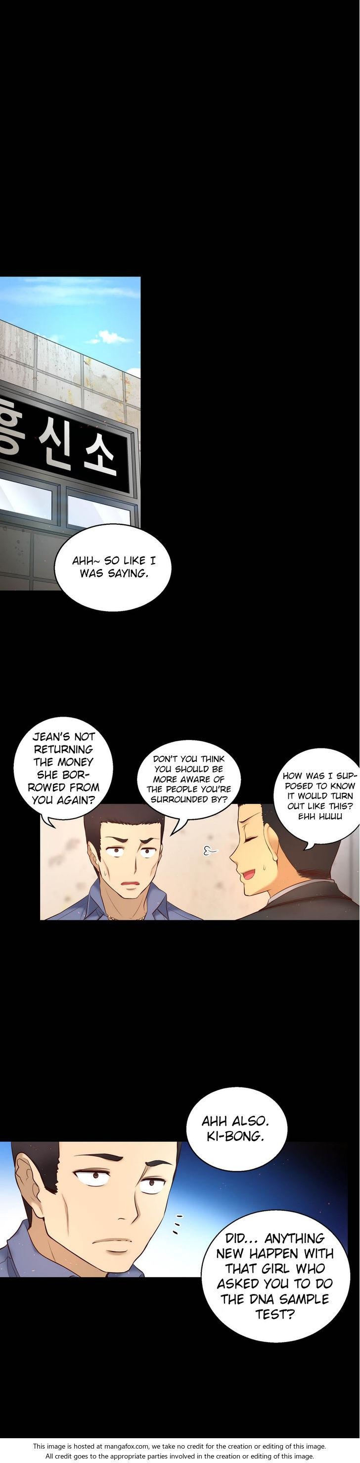 [Donggul Gom] She is Young (English) Part 1/2 1608