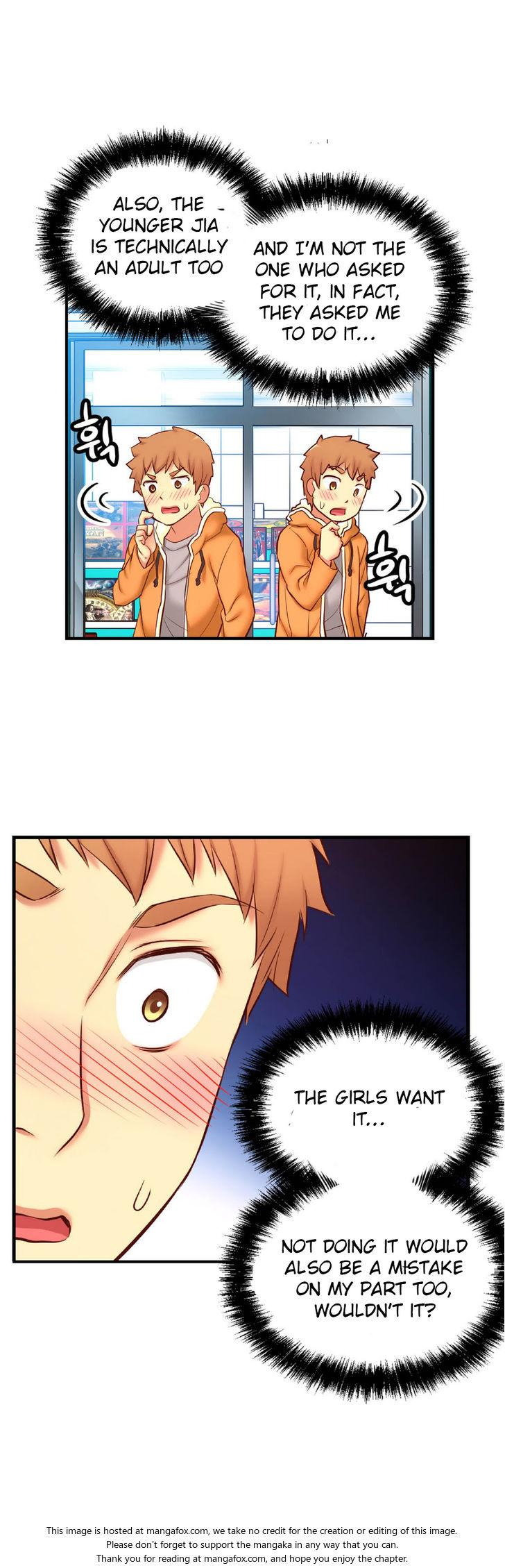 [Donggul Gom] She is Young (English) Part 1/2 1631