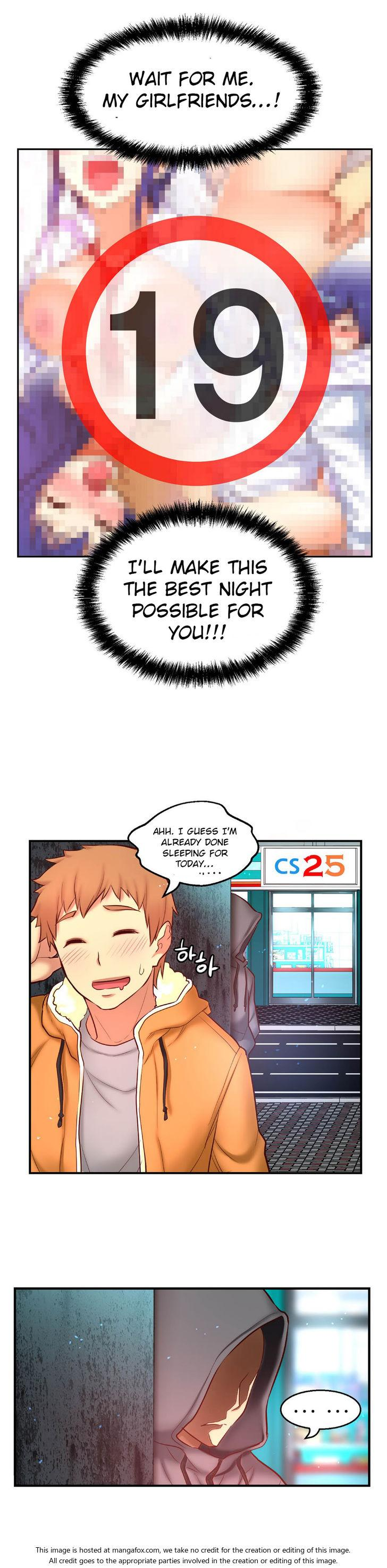 [Donggul Gom] She is Young (English) Part 1/2 1633