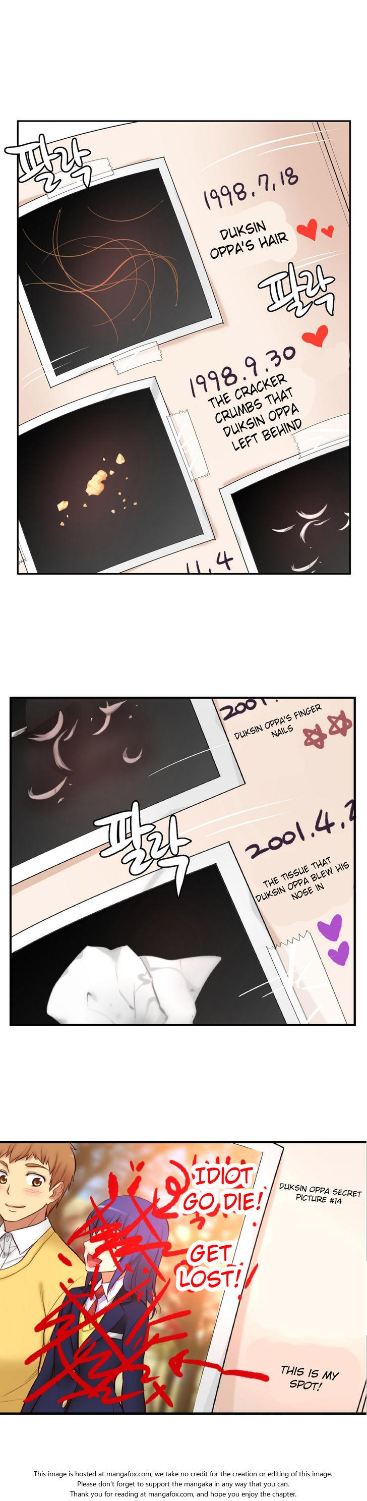 [Donggul Gom] She is Young (English) Part 1/2 1703