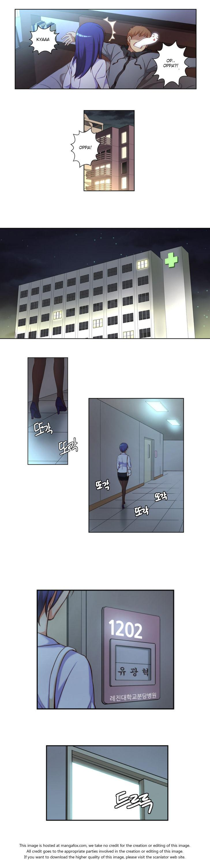 [Donggul Gom] She is Young (English) Part 1/2 180