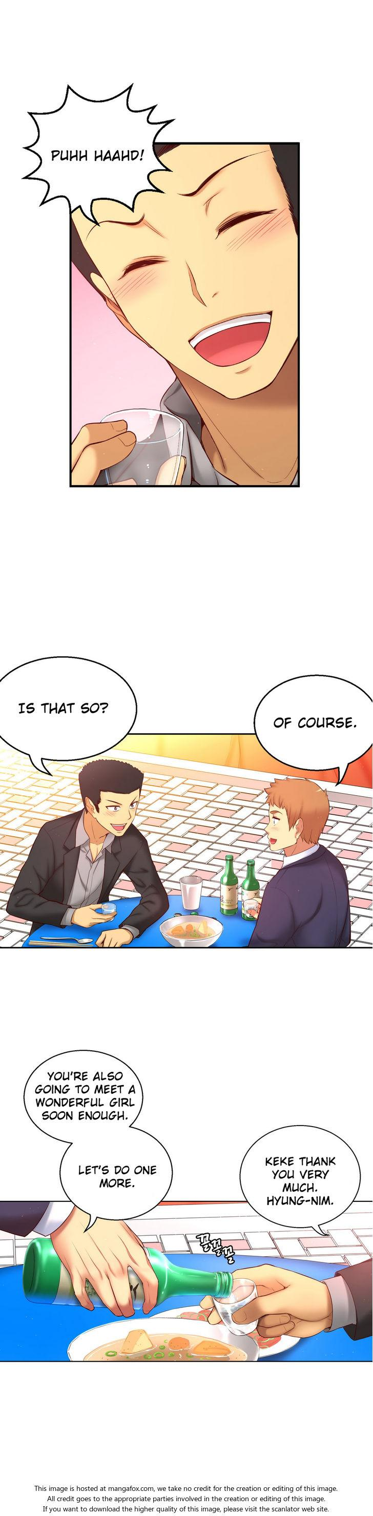 [Donggul Gom] She is Young (English) Part 1/2 1821