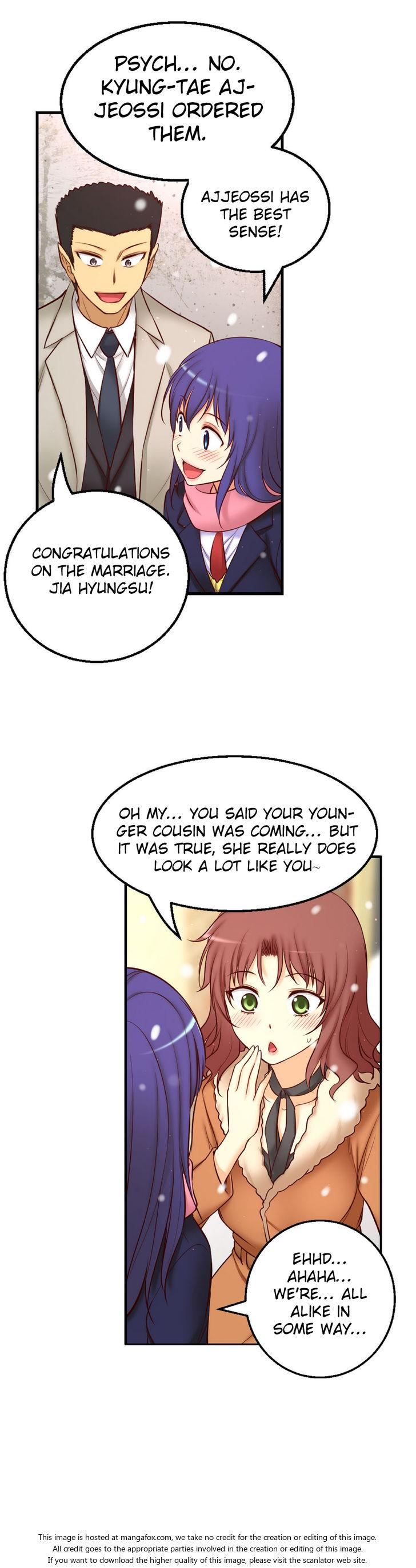 [Donggul Gom] She is Young (English) Part 1/2 1920