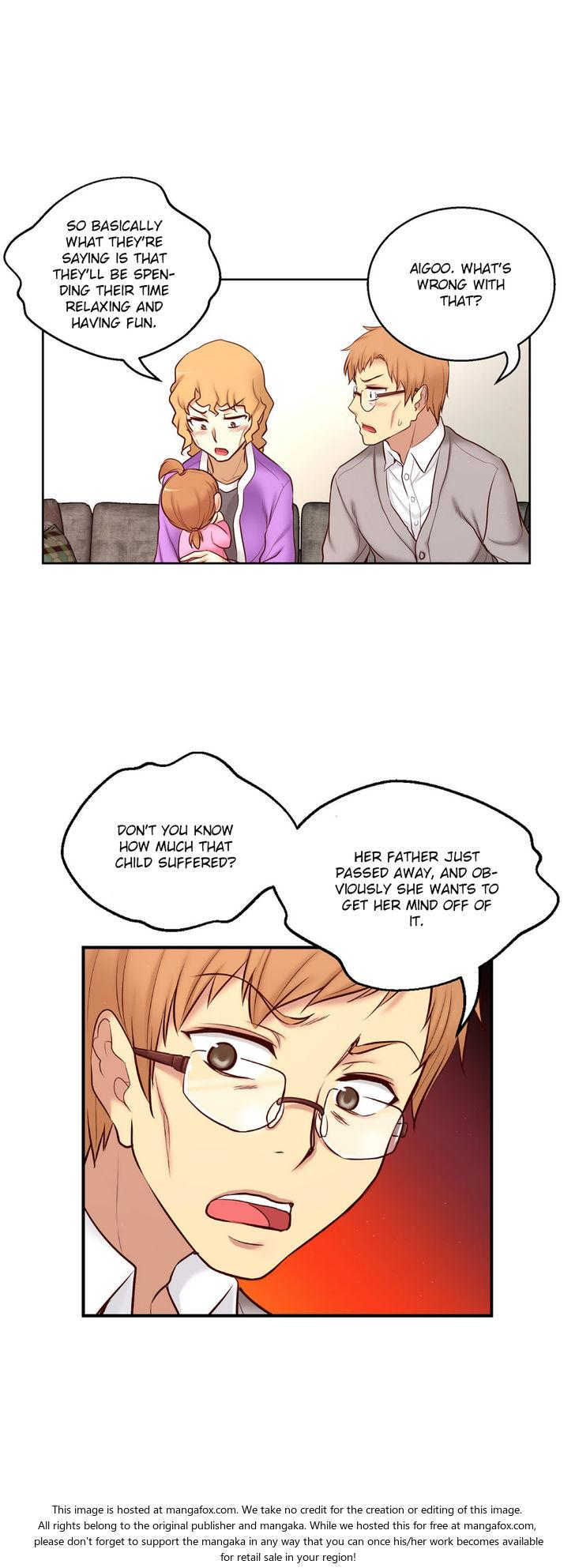 [Donggul Gom] She is Young (English) Part 1/2 1985