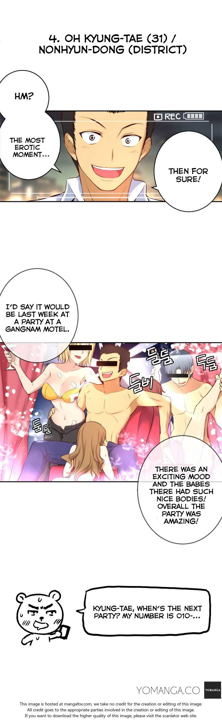 [Donggul Gom] She is Young (English) Part 1/2 350