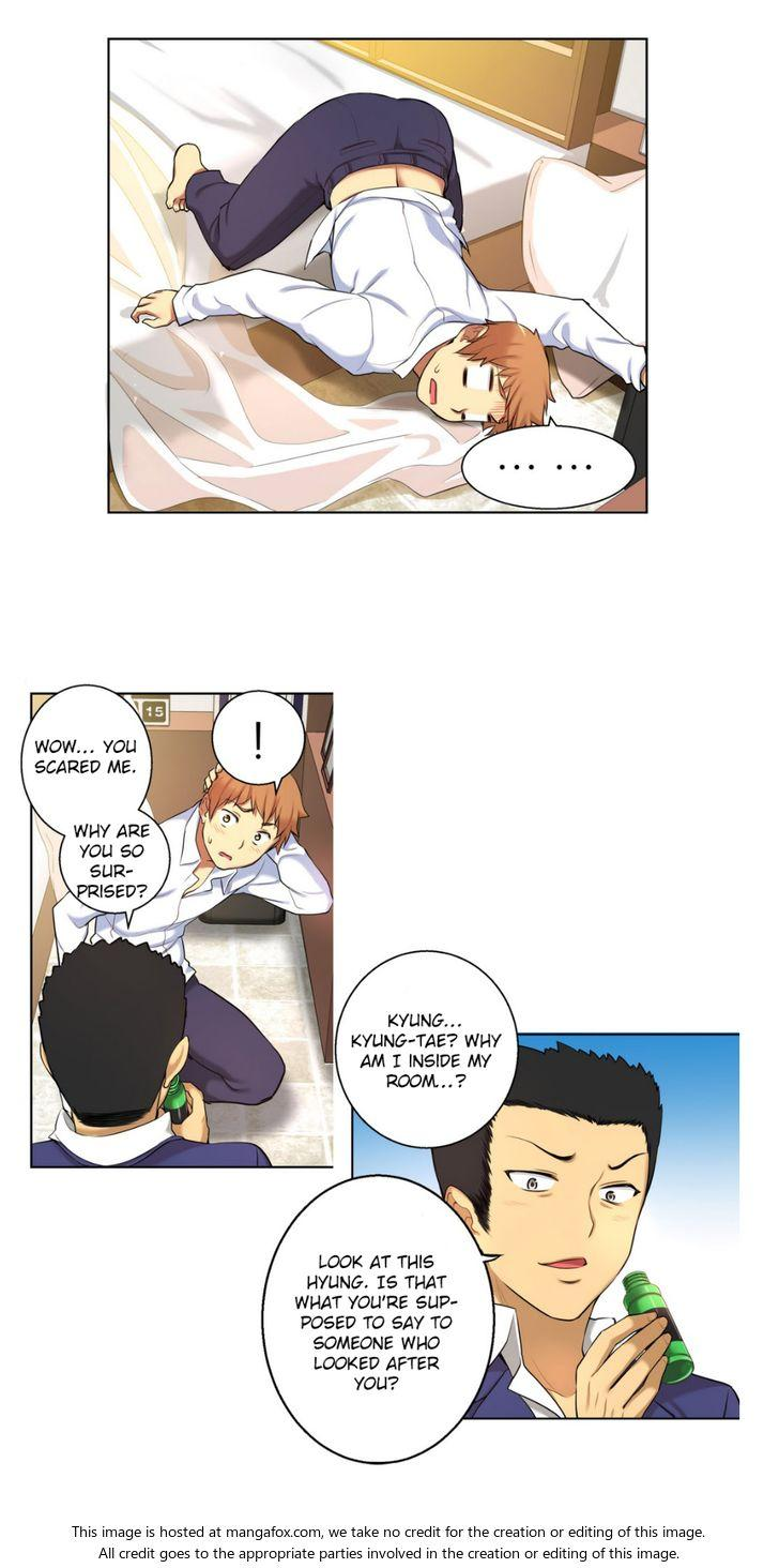 [Donggul Gom] She is Young (English) Part 1/2 384