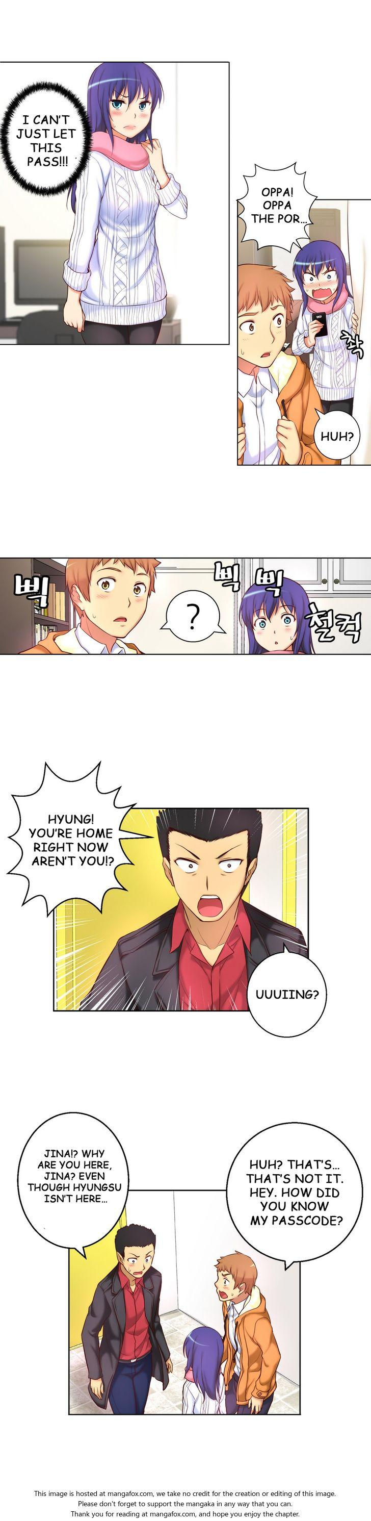 [Donggul Gom] She is Young (English) Part 1/2 689