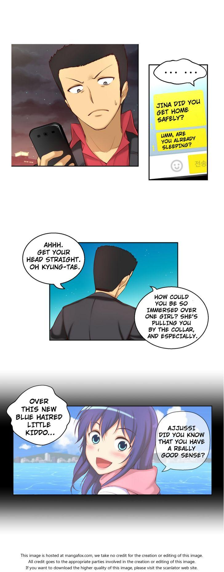 [Donggul Gom] She is Young (English) Part 1/2 705