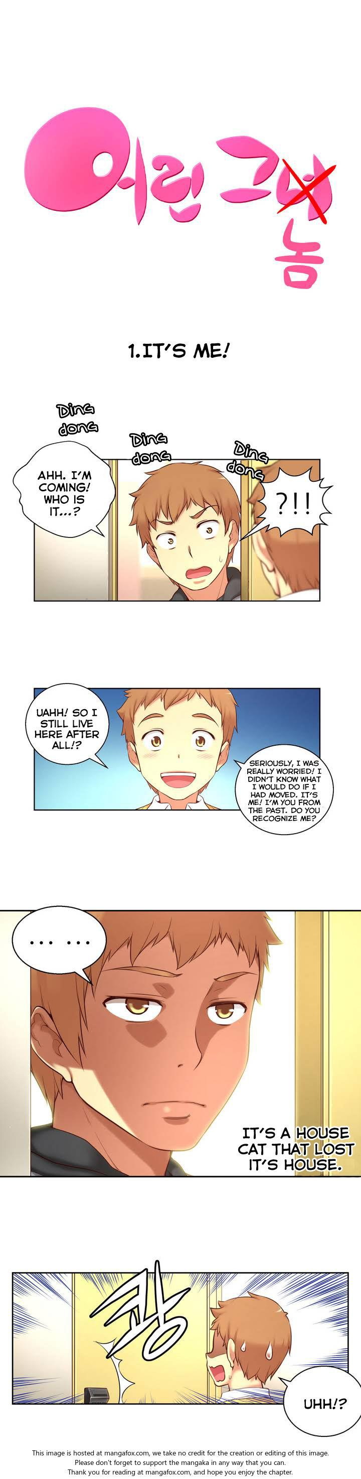 [Donggul Gom] She is Young (English) Part 1/2 758