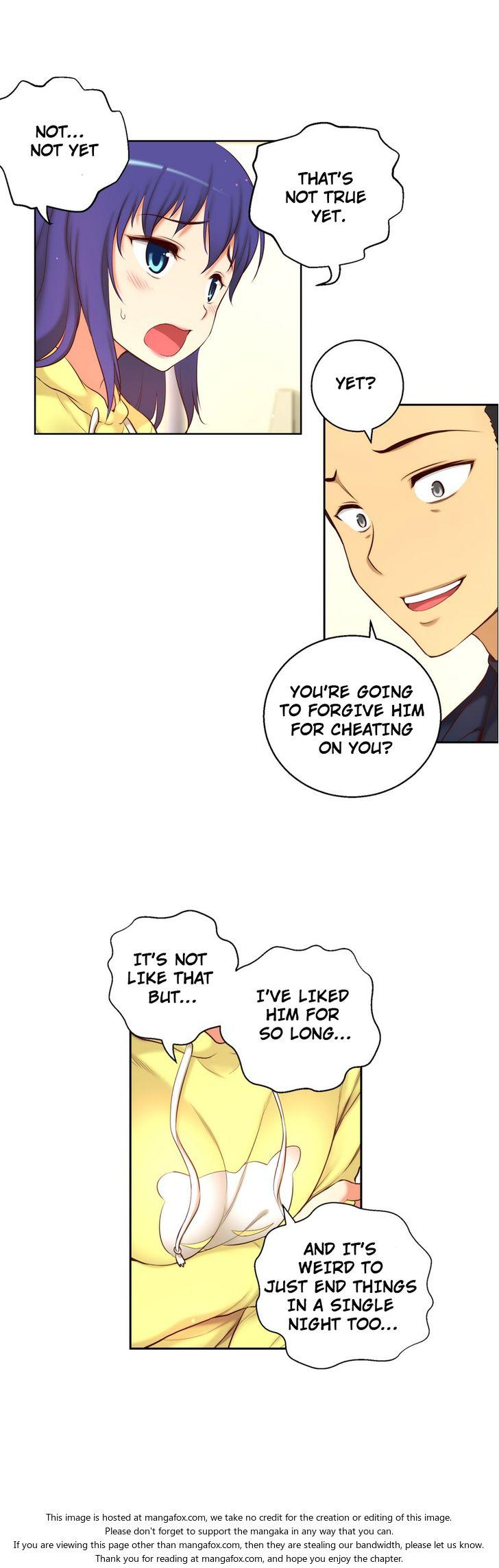 [Donggul Gom] She is Young (English) Part 1/2 818