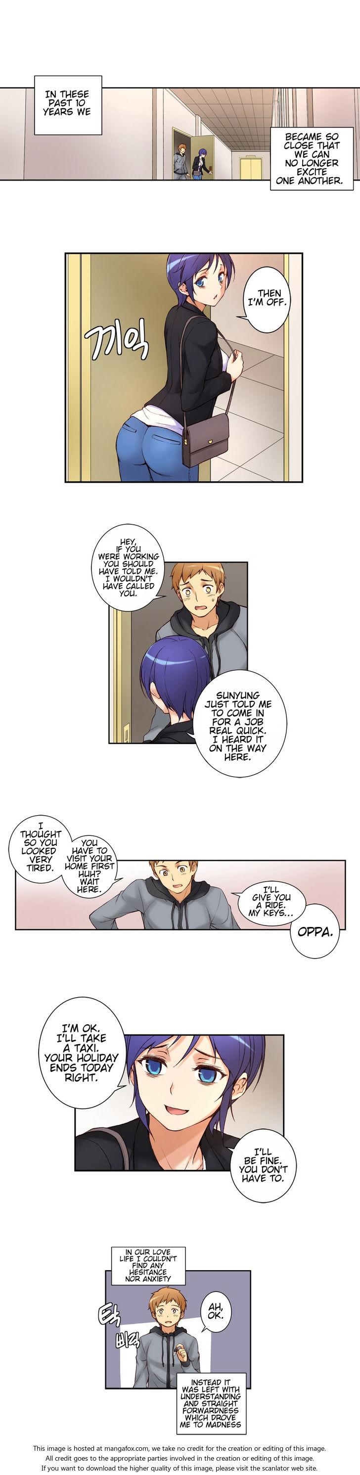 [Donggul Gom] She is Young (English) Part 1/2 8