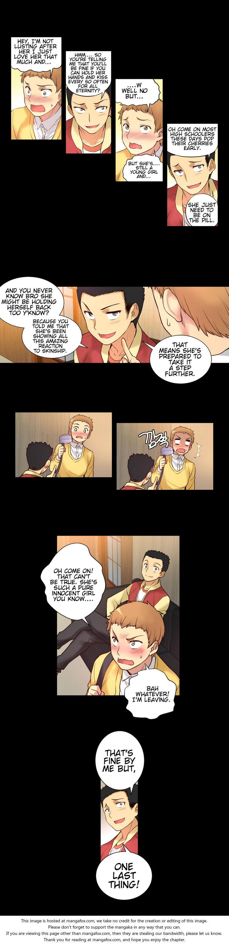[Donggul Gom] She is Young (English) Part 1/2 97