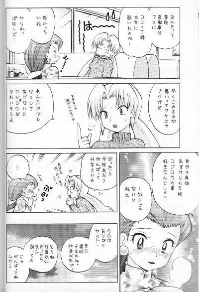 100% Kojimusa Daro!? 4