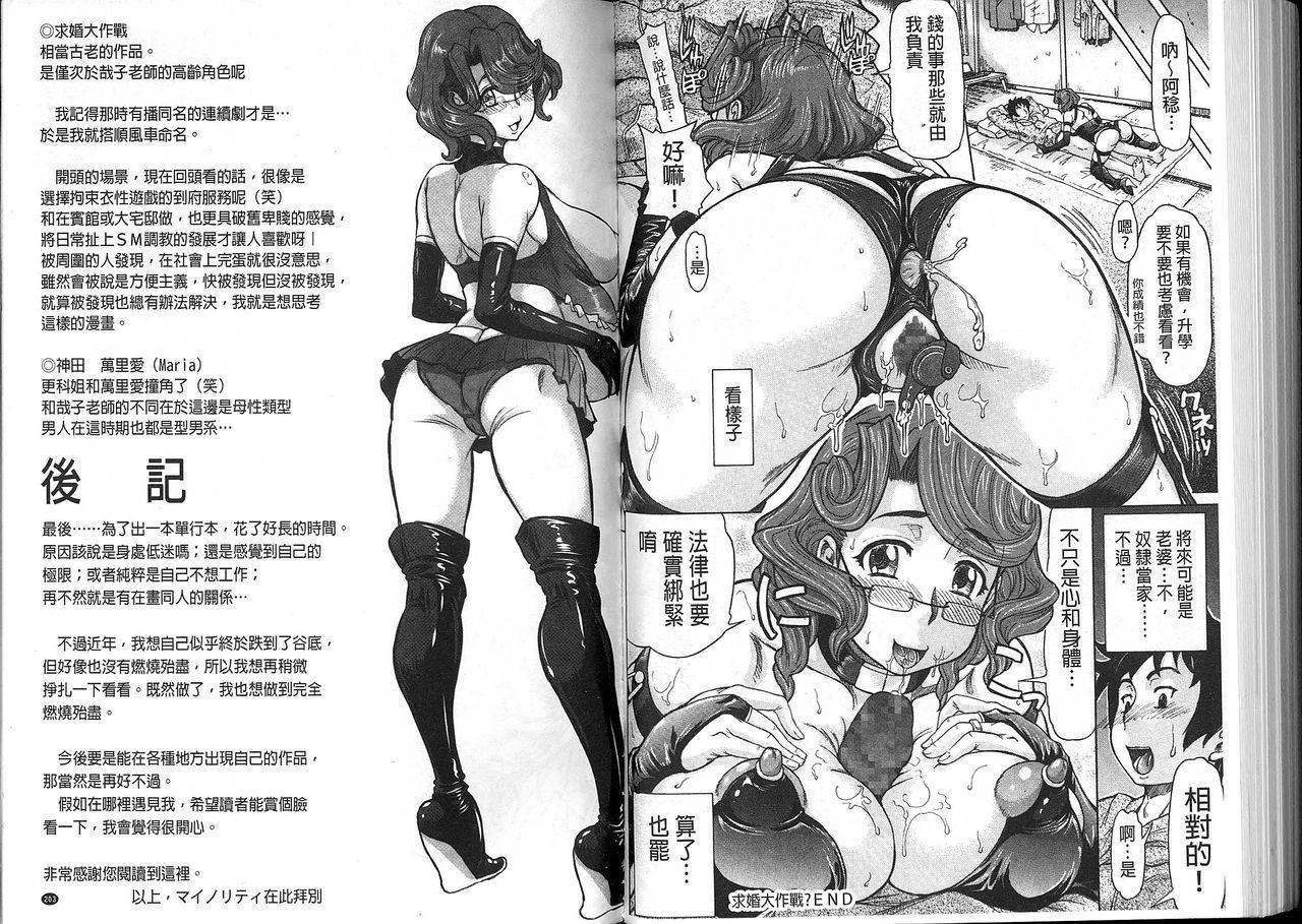 Negative Kanako-sensei 101